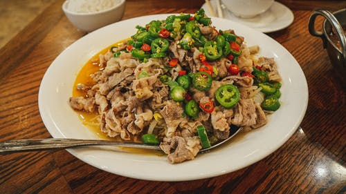 Free stock photo of asian cuisine, asian food, beef