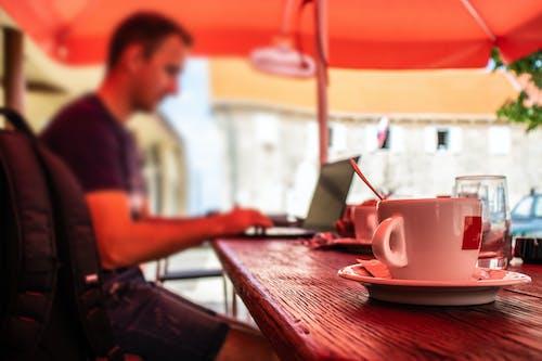 Free stock photo of blur, coffee, developer, home