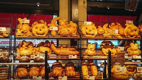 Free stock photo of bagel, bagels, baguette