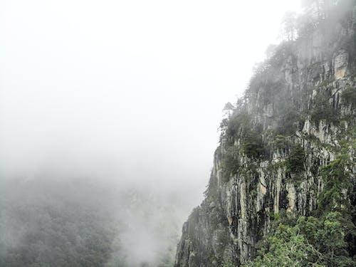 Бесплатное стоковое фото с горные походы, туман