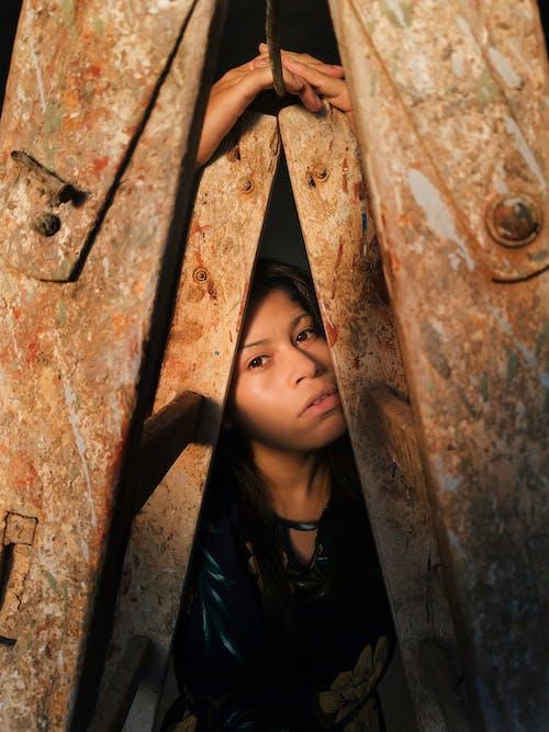 Základová fotografie zdarma na téma dítě, dospělý, graffiti, holka