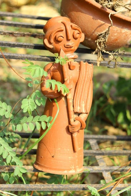 Free stock photo of antique, clay, clay statue, statue