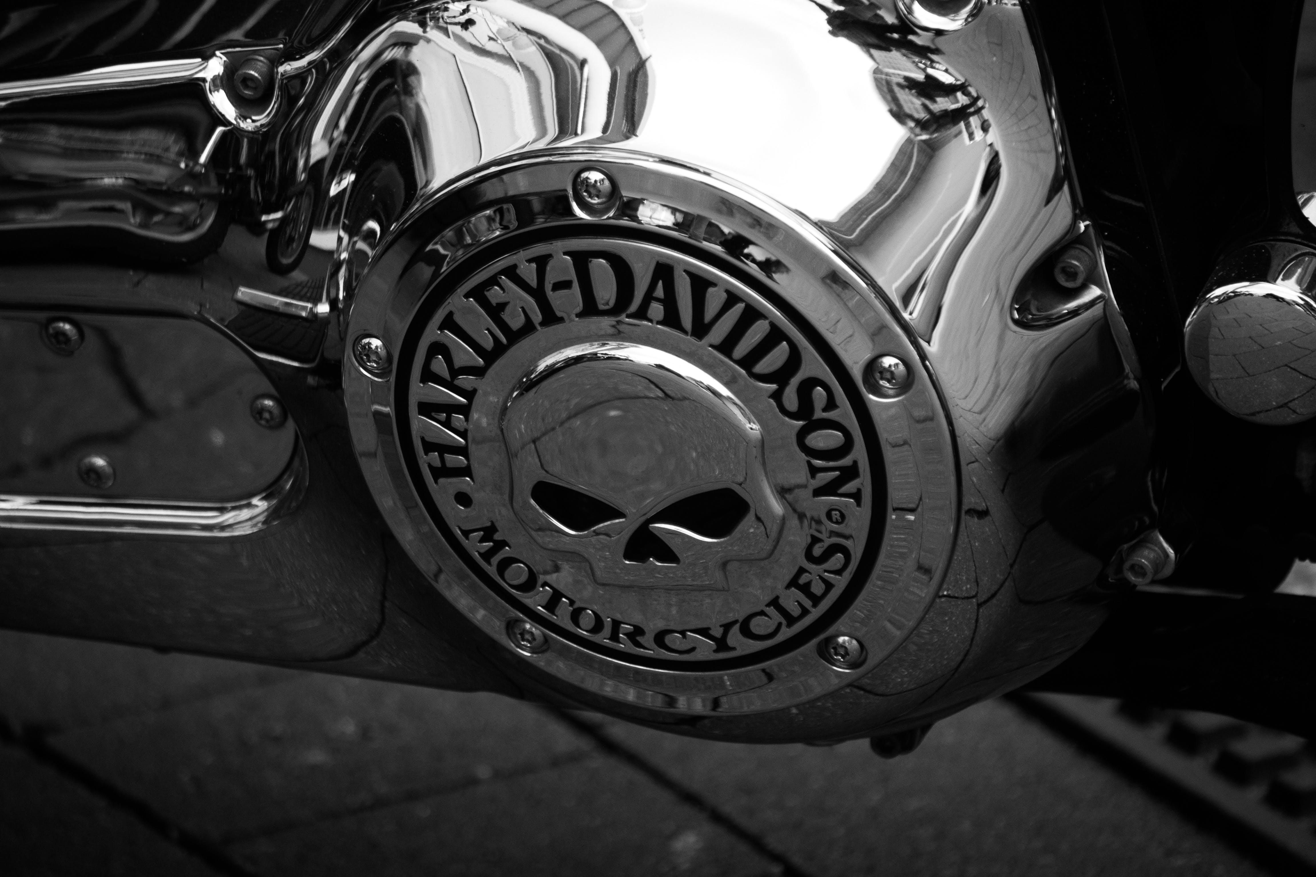 Free stock photo of bike, bikes, BMW, Davidson