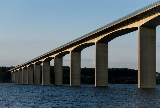 Bridge Near Lake