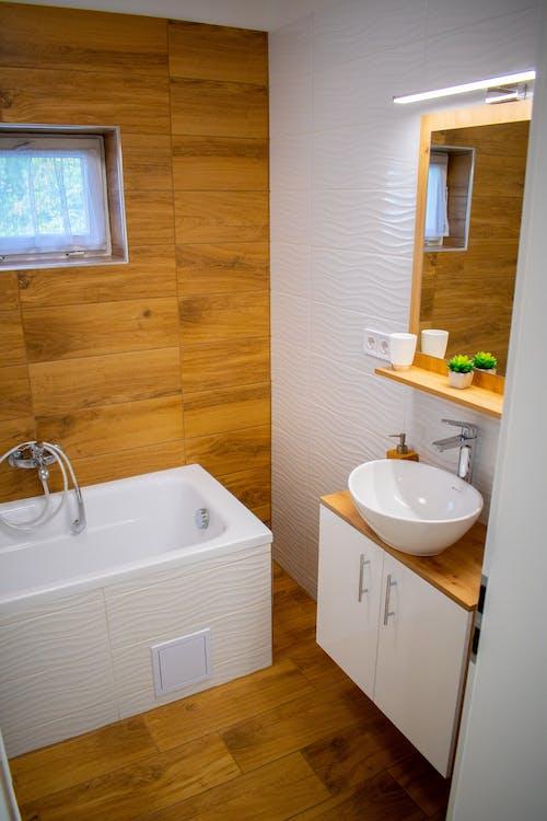 Kostenloses Stock Foto zu bad, badewanne, badezimmer