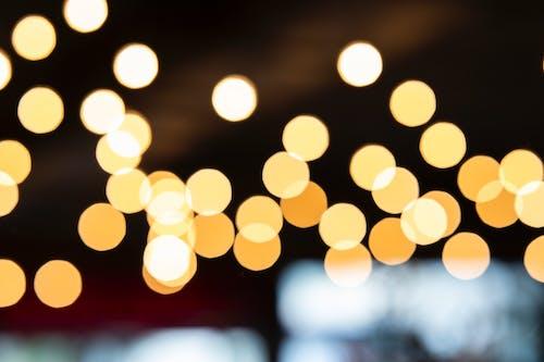 Immagine gratuita di allegro, astratto, bokeh, brillare