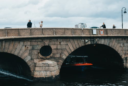 Kostnadsfri bild av arkitektur, bro, byggnad, damm