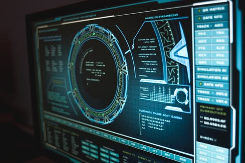 Close-Up View of System Hacking