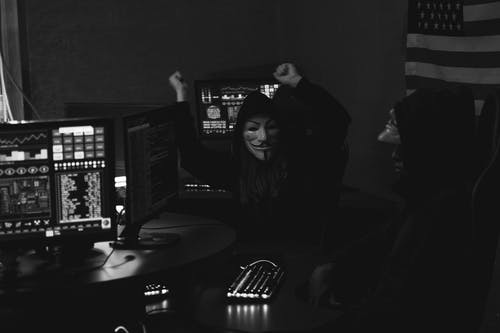 คลังภาพถ่ายฟรี ของ hoodie สีดำ, การเขียนโค้ด, การเขียนโปรแกรม