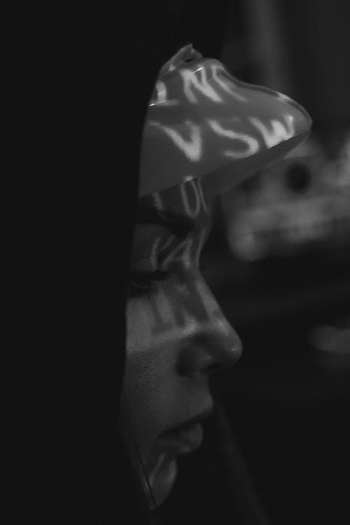 คลังภาพถ่ายฟรี ของ hoodie สีดำ, การป้องกันข้อมูล, การเขียนโค้ด