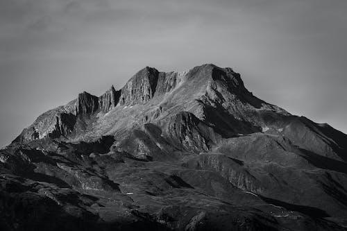 Immagine gratuita di alba, alto, arrampicarsi