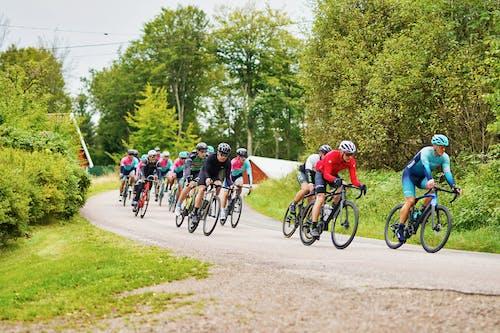 Immagine gratuita di andare in bicicletta, attivo, biciclette