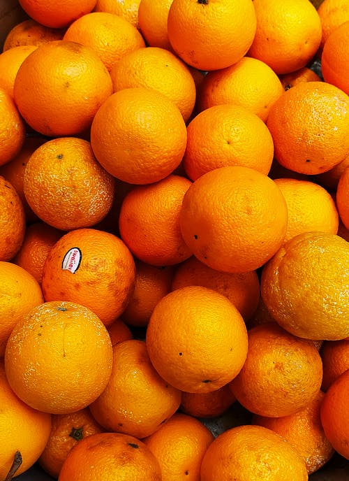 Close-Up Photo of Tangerines