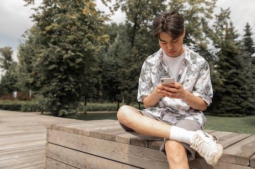 คลังภาพถ่ายฟรี ของ sms, กลางแจ้ง, การติดต่อ