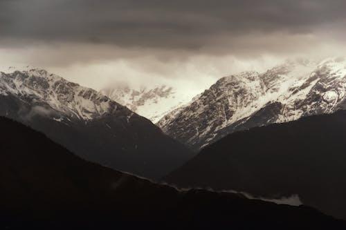 Foto stok gratis alam, berawan, dramatis, gelap
