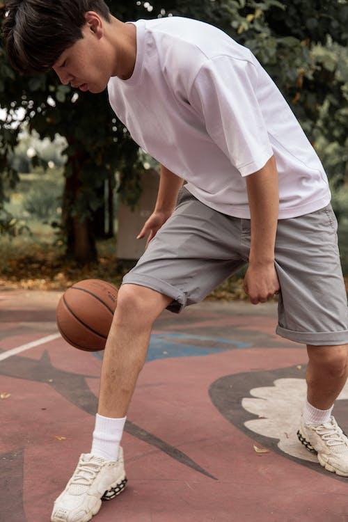 Ilmainen kuvapankkikuva tunnisteilla aasialainen mies, activewear, aktiivinen, aktiivisuus