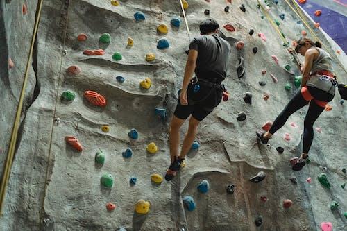 Безкоштовне стокове фото на тему «адреналін, активний одяг, альпінізм, альпініст»