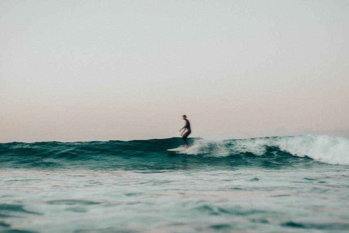 Photos gratuites de action, aube, bord de mer