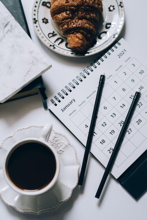 Fotos de stock gratuitas de amanecer, café, composición, copa