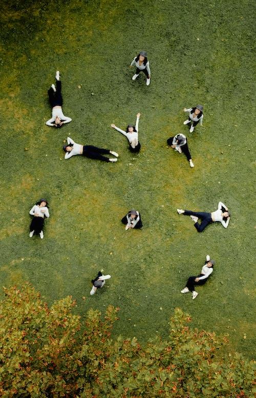 Безкоштовне стокове фото на тему «відпочинок, група, групувати, дорослий»