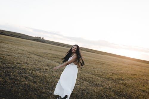 Free stock photo of beautiful girl, Beautiful sunset, sunset photography