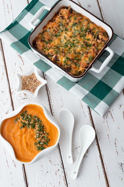 Fotos de stock gratuitas de ajo, almuerzo, apetecible, atractivo