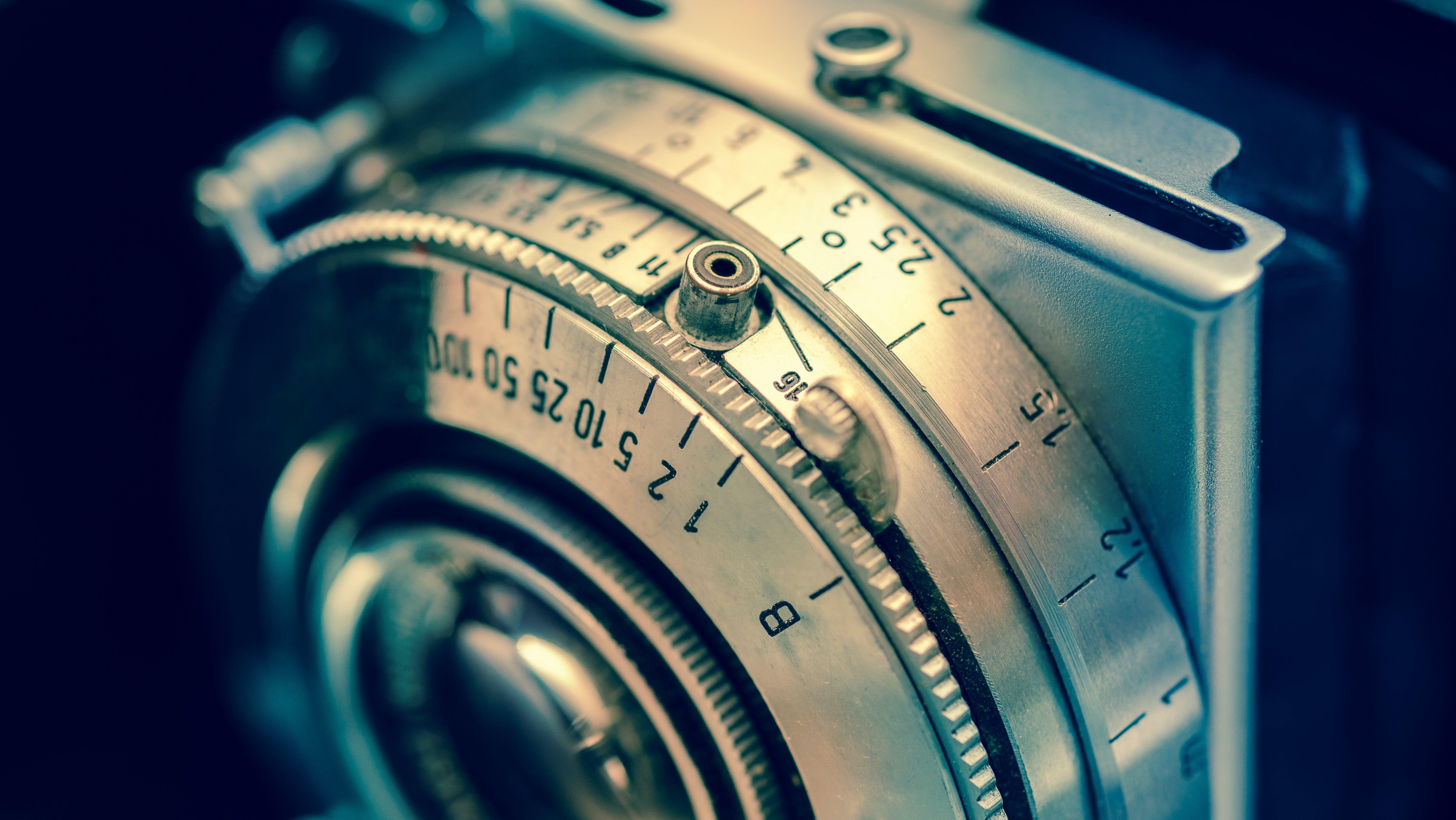 Silver Camera