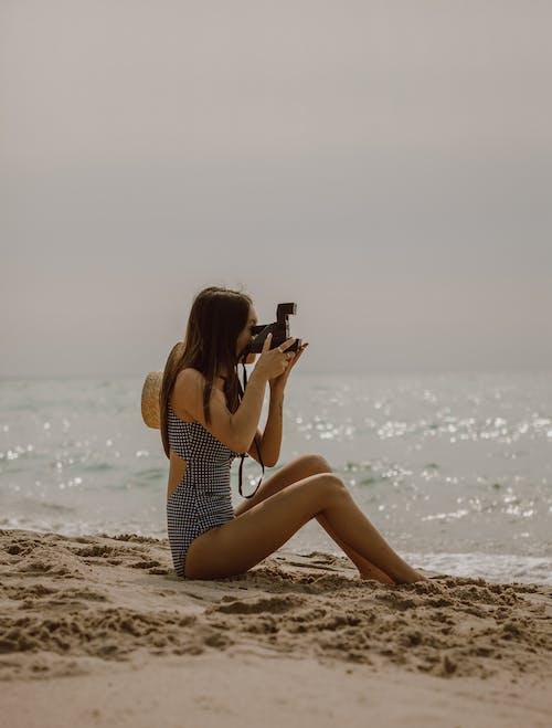 Gratis lagerfoto af afslapning, bikini, fritid, hav
