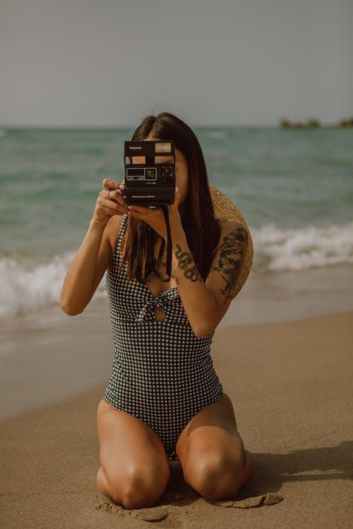 Gratis lagerfoto af ferie, folk, fritid, hav