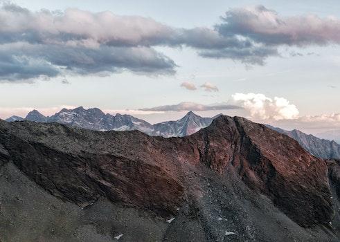 Kostenloses Stock Foto zu berge, natur, alpen, hd wallpaper