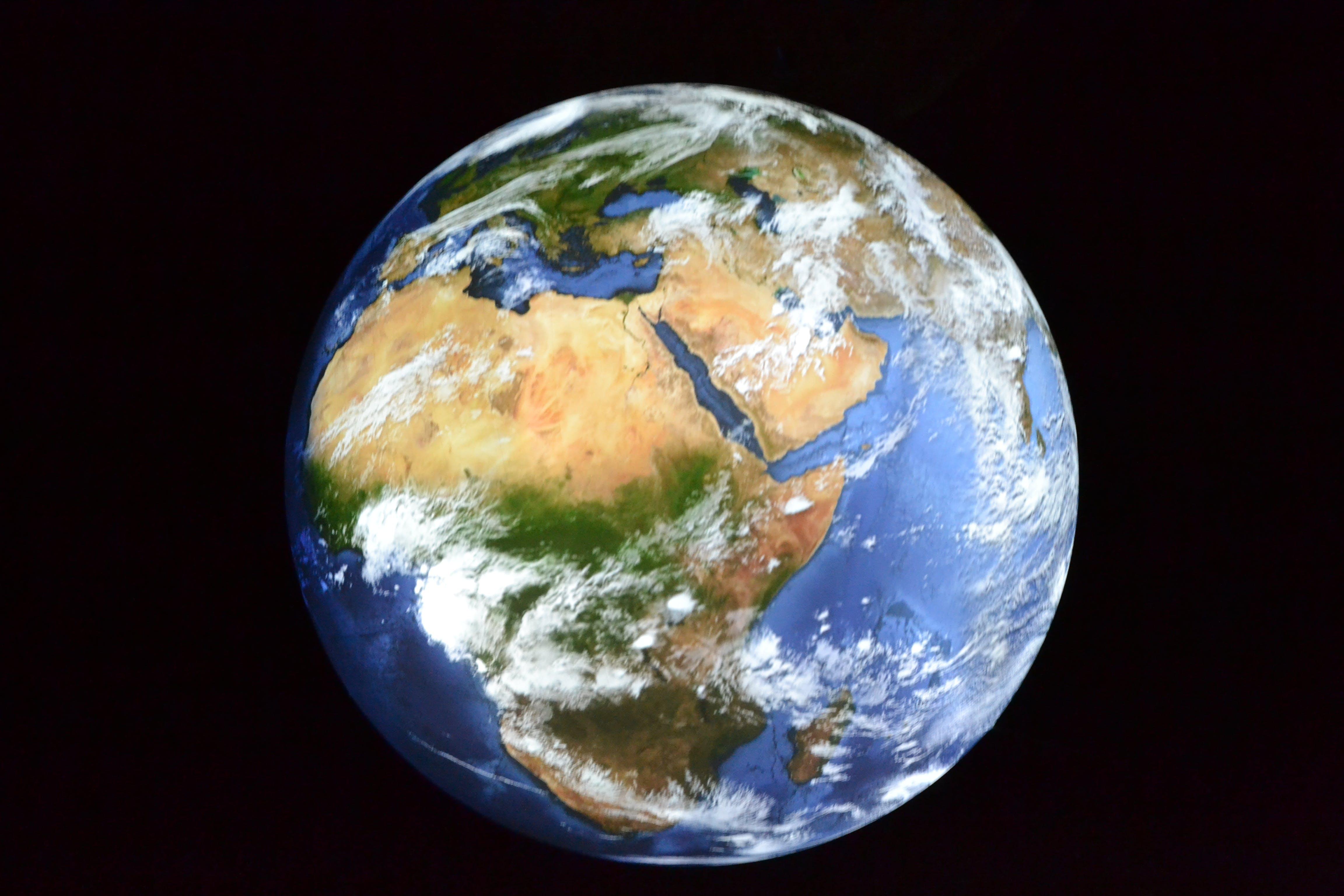 Free stock photo of globe, world