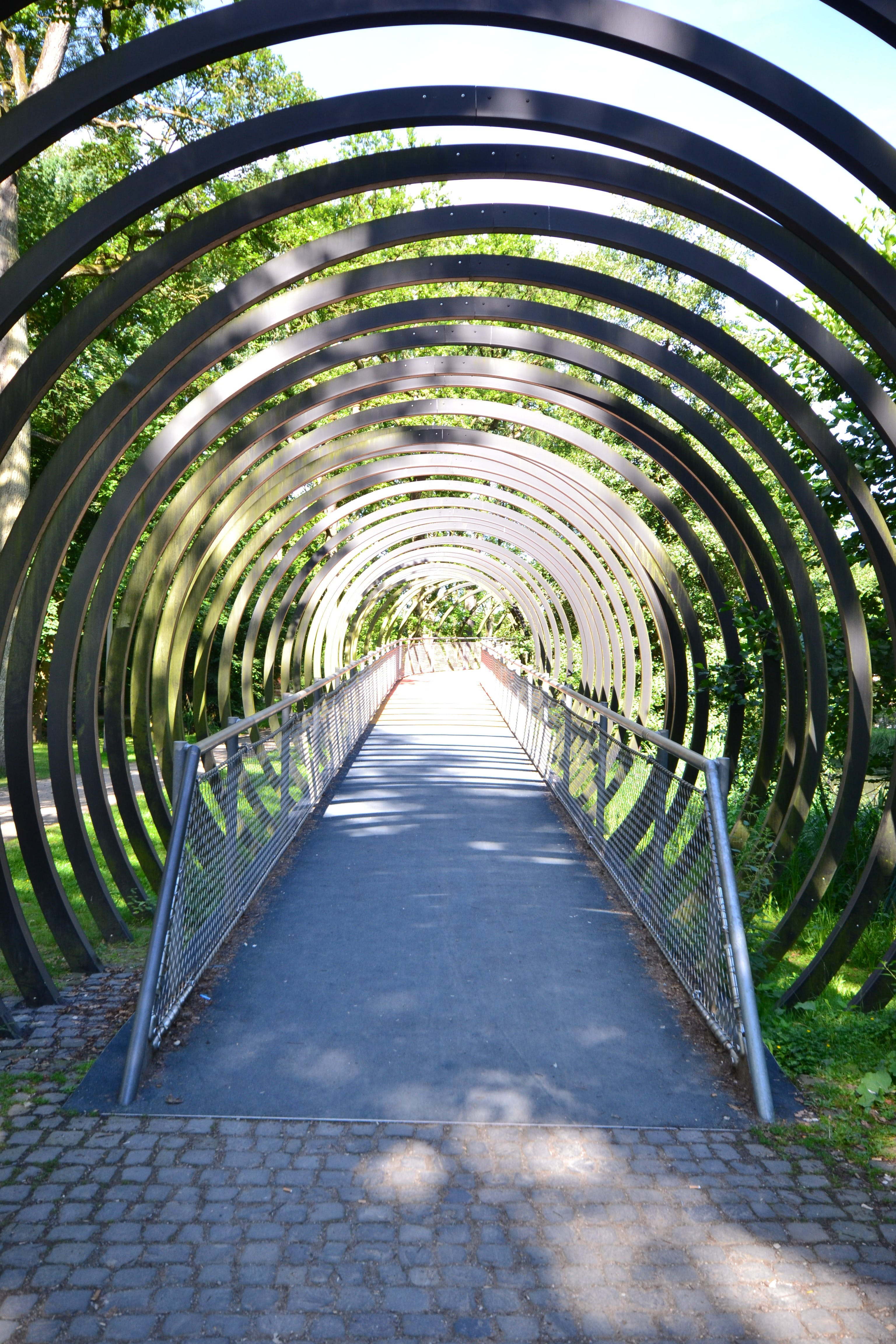 Free stock photo of bridge, spiral
