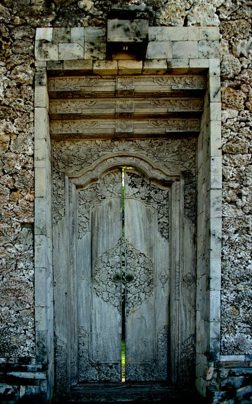 Free stock photo of door, gate, vintage