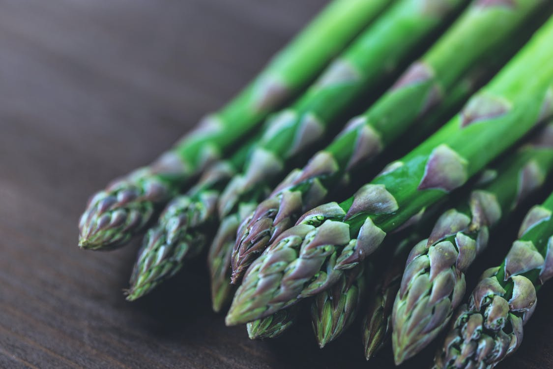Shallow Photo of Asparagus