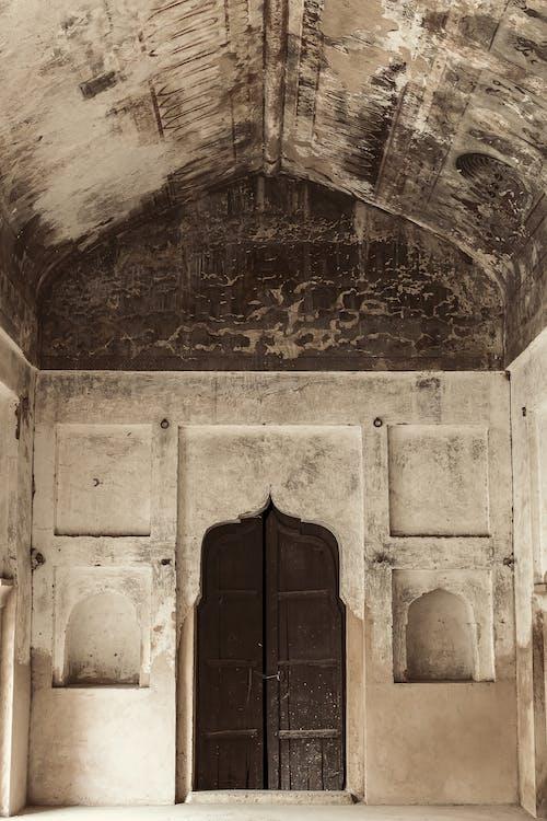 Foto stok gratis antik, Arsitektur, bagian dalam, bertekstur