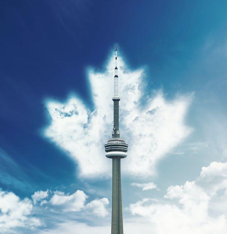 CN 타워, 캐나다, 토론토