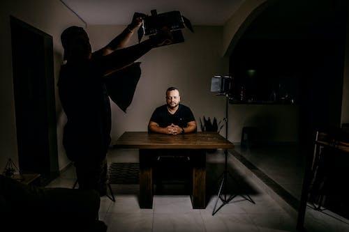Foto profissional grátis de arte, assento, banco, cadeira
