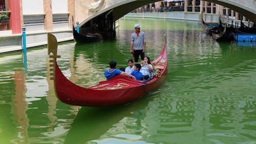Free stock photo of manila, Philippines, Venice Grand Canal Mall
