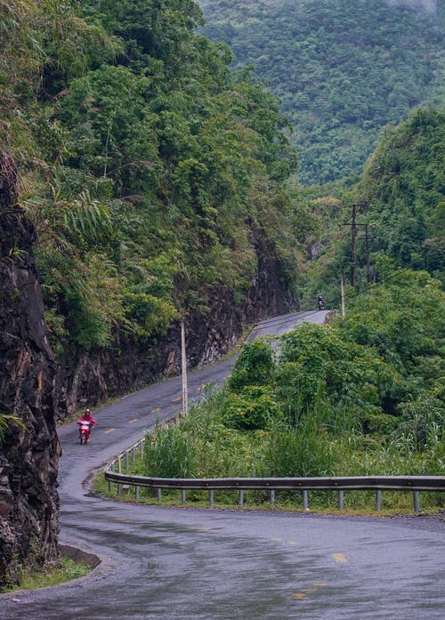 Gratis stockfoto met adembenemend, asfalt, berg, bestemming