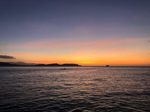 Free stock photo of beach, beach sunset, beautiful scenery