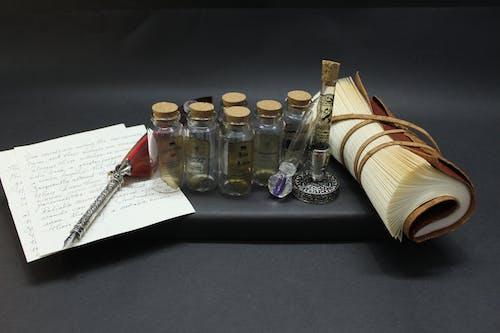 Foto profissional grátis de abstrato, artigos de vidro, assistência médica, ciência