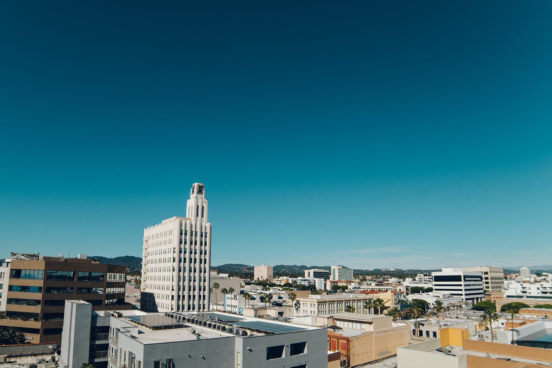 Free stock photo of city, Santa Monica