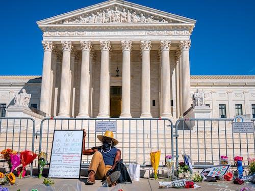Free stock photo of rbg, supreme court