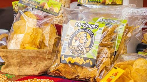 Foto stok gratis chip, cip, festival tradisional, keripik