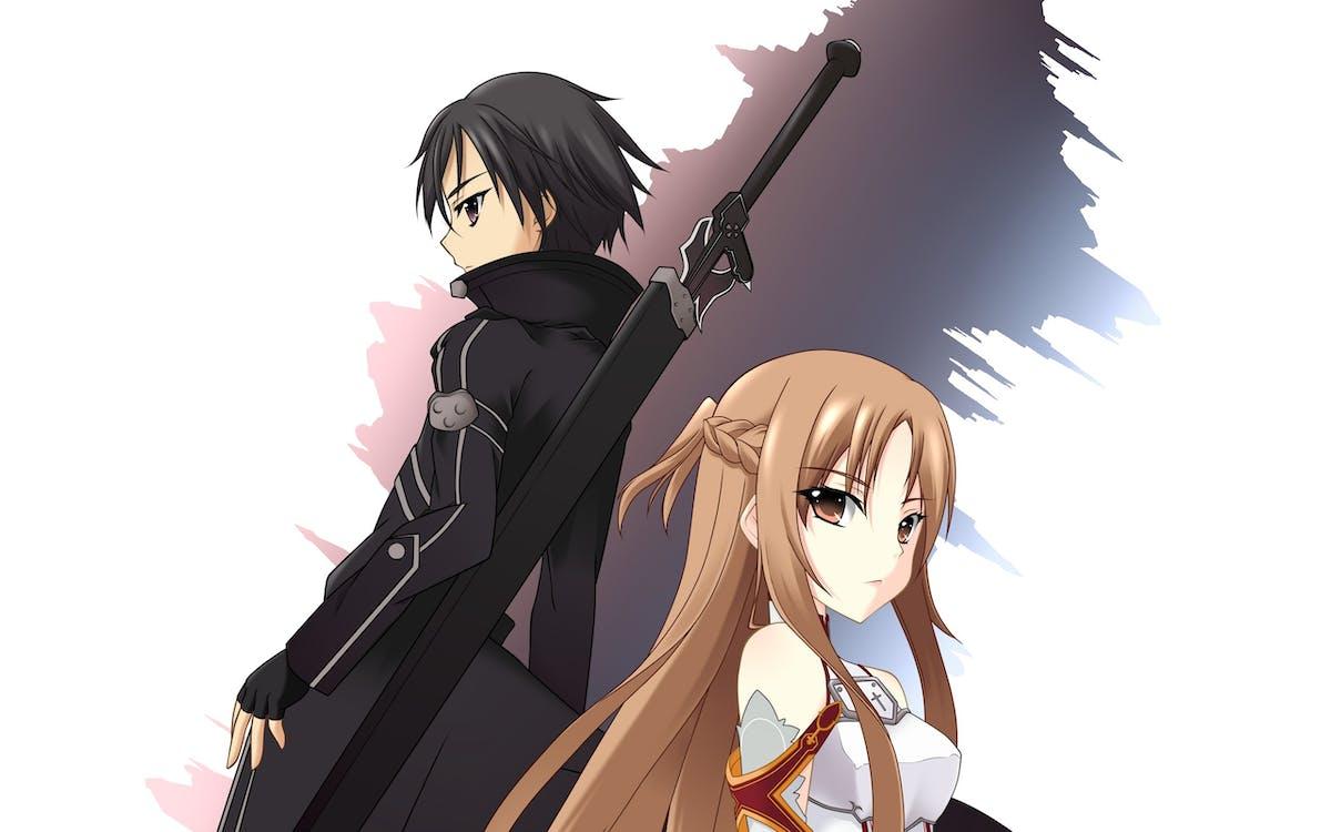 Free stock photo of anime, art, asuna