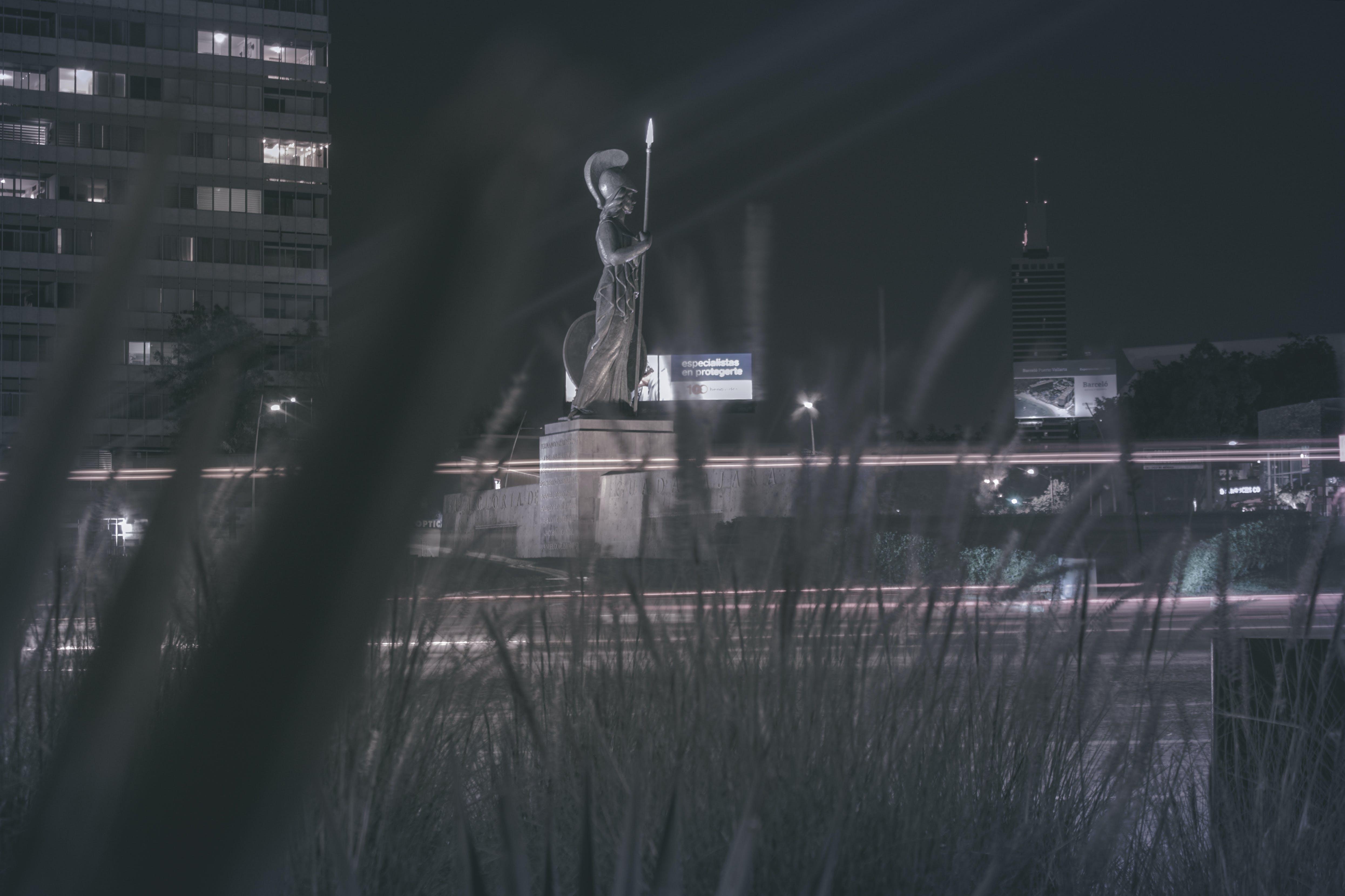 Free stock photo of city, night, travel, street light