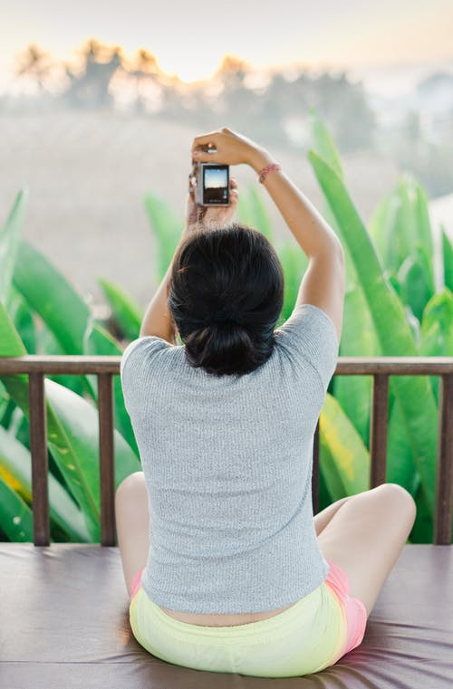 Kostenloses Stock Foto zu draußen, frau, freizeit