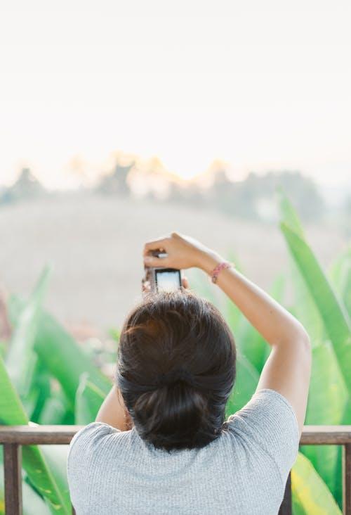 Kostenloses Stock Foto zu draußen, familie, frau