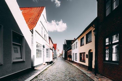 Immagine gratuita di architettura, casa, centro storico