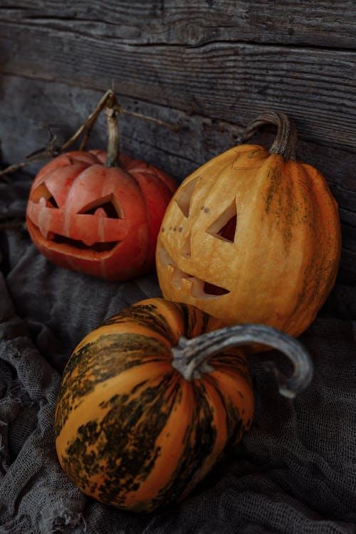 Carved Pumpkins